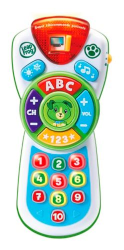 LeapFrog® Scout's Learning Lights Remote, French Product image