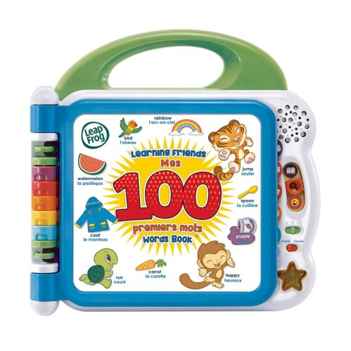LeapFrog® Learning Friends 100 Words Book
