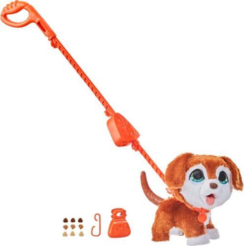 Animal de compagnie interactif chiot ou chaton Poopalots Grands pas de furReal, varié