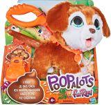 Animal de compagnie interactif chiot ou chaton Poopalots Grands pas de furReal, varié | Furreal Friendsnull