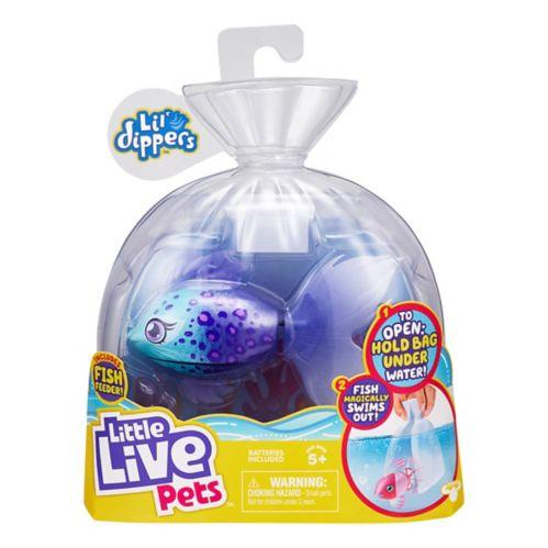 Figurine Lil' Dippers Little Live Pets, choix varié
