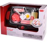 MASTER Chef Sizzling Toy Griddle Playset, 10-pc | Master Chefnull