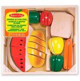 Melissa & Doug Toy Cutting Food Set | Melissa & Dougnull