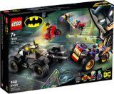LEGO® DC Batman™ Joker's Trike Chase - 76159 | Legonull