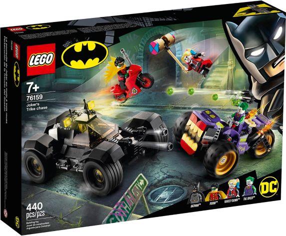 LEGO® DC Batman™ Joker's Trike Chase - 76159 Product image