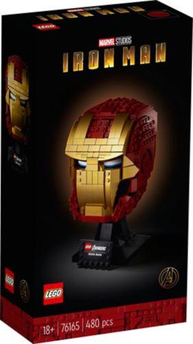 LEGO<sup>MD</sup> Marvel Avengers, Le casque d'Iron Man – 76151