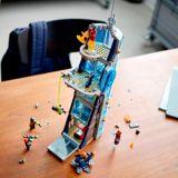 LEGO® Marvel Avengers Tower Battle - 76166 | Legonull