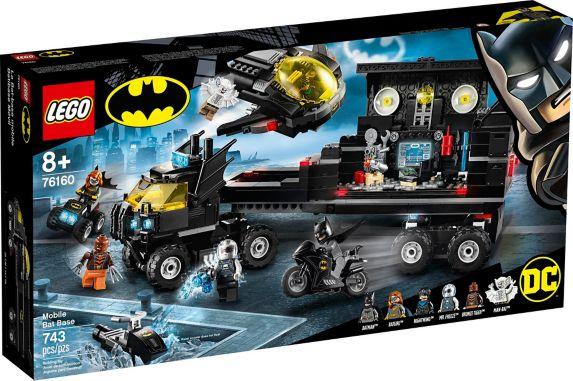 LEGO® DC Mobile Bat Base - 76160 Product image