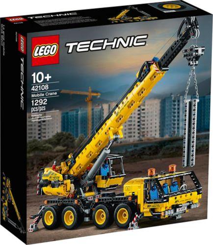 LEGO Technic grue mobile, 42108
