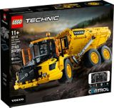 LEGO<sup>MD</sup> Technic, Le tombereau articulé Volvo 6x6 – 42114 | Legonull