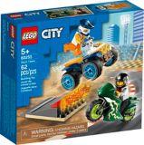 Équipe de cascades LEGO City - 60255   Legonull
