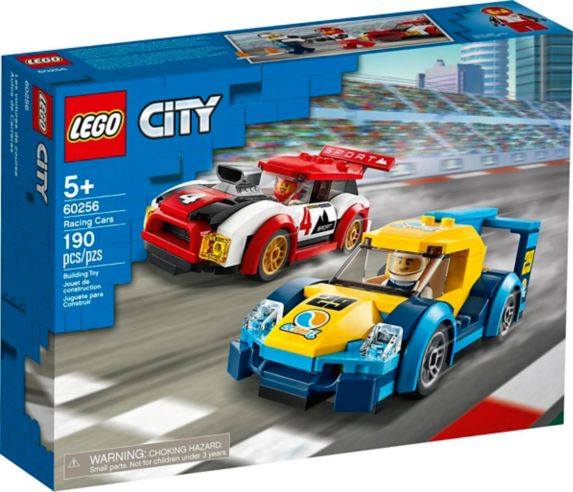 Voitures de course LEGO - 60256