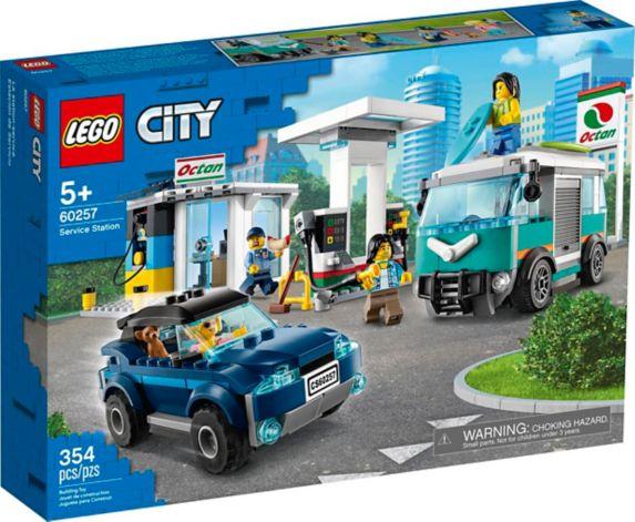 Station-service LEGO - 60257