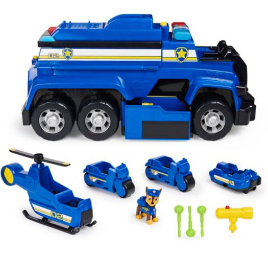 PAW Patrol  Ultimate Rescue - Chase's Ultimate Police Cruiser