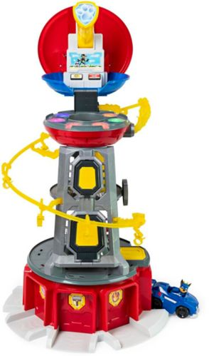 PAW Patrol Mighty Pups Mighty Lookout Tower Playset