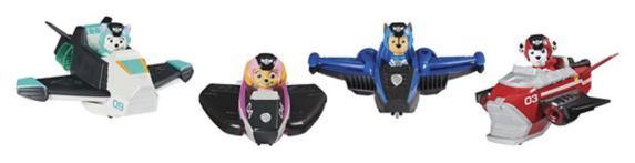 PAW Patrol Jet To The Rescue Transforming Deluxe Vehicles, Assorted