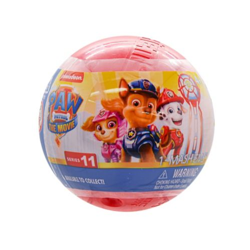 PAW Patrol Mighty Pups Mash'ems, Assorted Product image