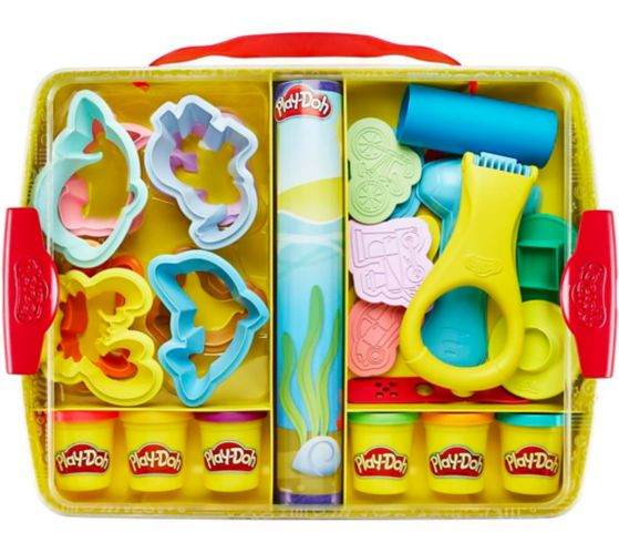 Play-Doh Shape & Learn Discover & Store Set Product image