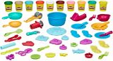 Play-Doh Kitchen Creations Ultimate Chef Play Food Set | Play-Dohnull