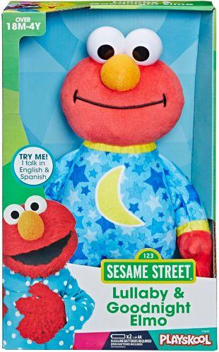 Playskool Sesame Street Lullaby & Good Night Elmo, English Product image