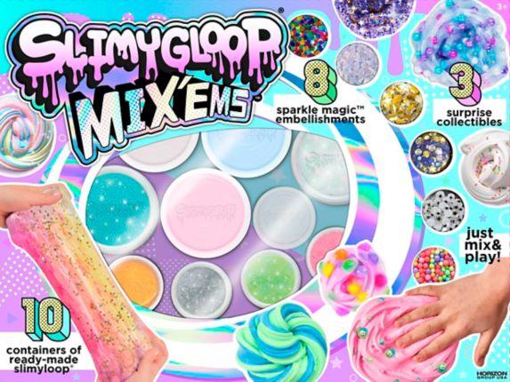 Trousse de substance visqueuse Premium Mix'Em SlimyGLoop<sup>MD</sup>