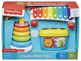 Fisher-Price® Classic Infant Trio Gift Set, 3-pc | Fisher-Pricenull