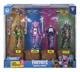 Fortnite Squad Mode 4-Figure Pack, Assorted | Fortnitenull