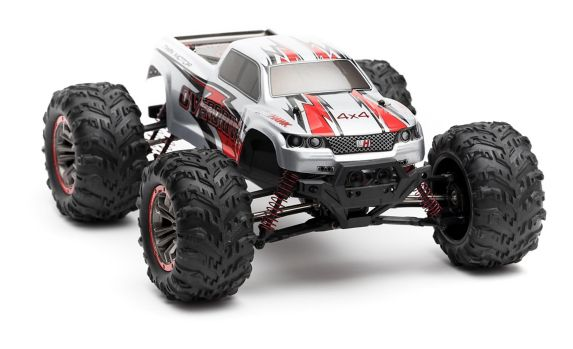 LiteHawk OVERDRIVE 1:10 4WD Remote Control Monster Truck Product image