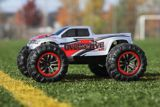 LiteHawk OVERDRIVE 1:10 4WD Remote Control Monster Truck