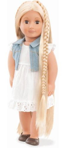 Our Generation Doll, Phoebe Hair Play Product image