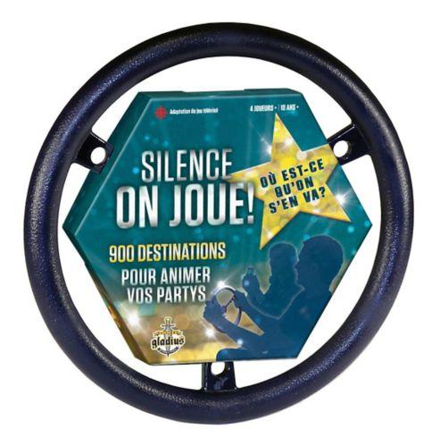 Jeu Silence on joue 3, éditions Gladius, français