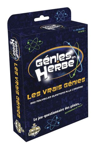 Editions Gladius Génies en Herbe - Extension, French Edition Product image