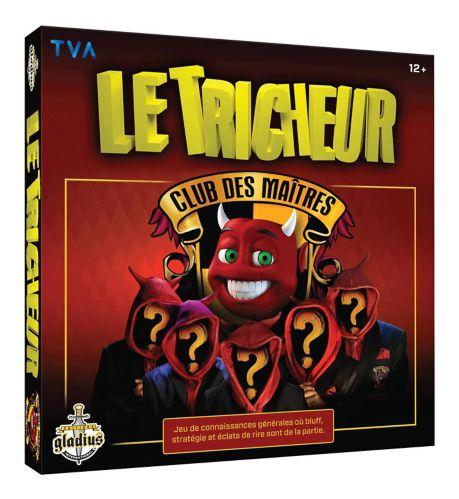 Editions Gladius Le Tricheur Club des Maitres, French Edition
