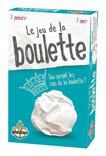 Editions Gladius Jeu de la boulette, French Edition Product image