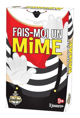 Editions Gladius International Fais-moi Un Mime, French Edition Product image