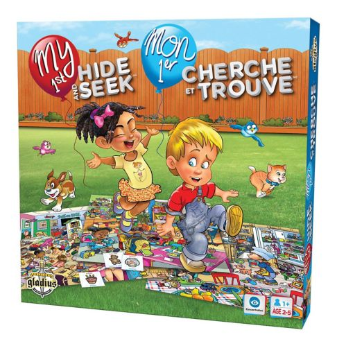 Editions Gladius My 1st Hide & Seek Game Product image