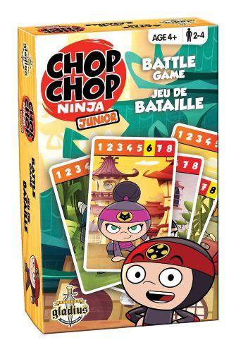 Editions Gladius Chop Chop Ninja Battle Game Product image