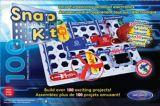 Snap Kits 100 Basic Electronics Discovery Kit   Snap Kitsnull