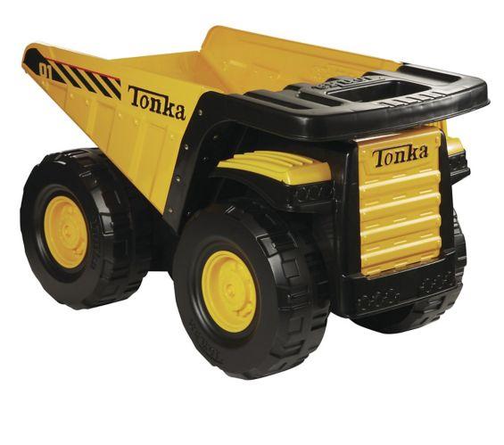Tonka Toughest Mighty Dump Truck