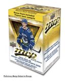 Cartes de hockey à collectionner LHN MVP Upper Deck 2019-20 | NHLnull