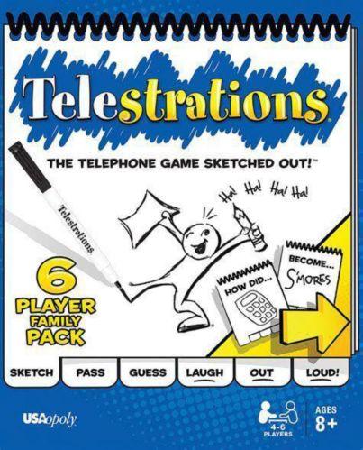 Jeu Telestrations