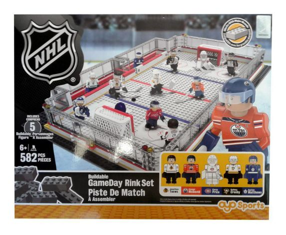 NHL OYO Sports Buildable Game Day Rink Set Product image