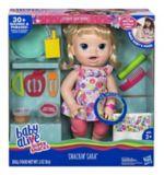 Poupée Sara Baby Alive Super Snacks, blonde | Baby Alivenull