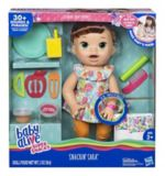 Poupée Sara Baby Alive Super Snacks, brunette | Baby Alivenull