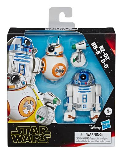 Star Wars Episode 9 Droid Action Figures, Assorted, 5-in Product image
