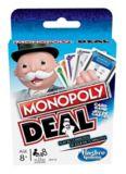 Jeu de cartes Hasbro Monopoly Deal | Hasbro Gamesnull