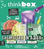 Think Box Chemistry in a Box Kit | thinkboxnull