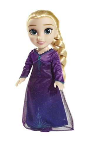 Elsa chantante de la Reine des neiges 2 de Disney