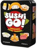 Sushi Go!® The Pick & Pass Card Game, French | Gamewrightnull