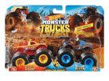 Hot Wheels® Monster Trucks 1:64 Scale Demolition Doubles Trucks | Hot Wheelsnull